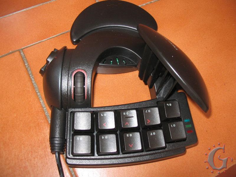 Nostromo n50 HID Speedpad Driver
